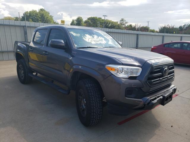 Vehiculos salvage en venta de Copart Wilmer, TX: 2018 Toyota Tacoma DOU