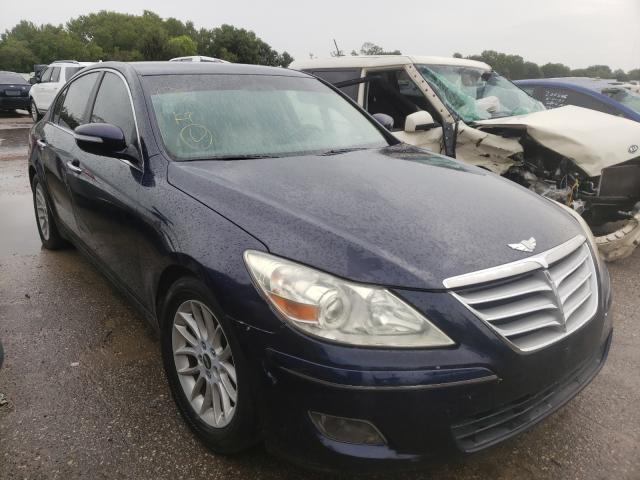 Hyundai salvage cars for sale: 2010 Hyundai Genesis 3