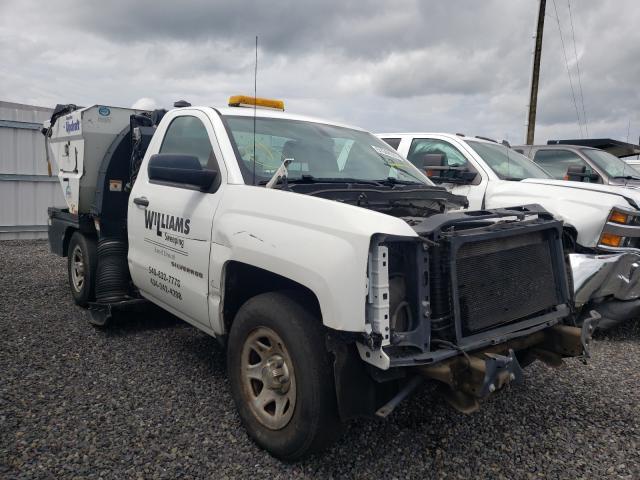 2015 Chevrolet Silverado en venta en Fredericksburg, VA