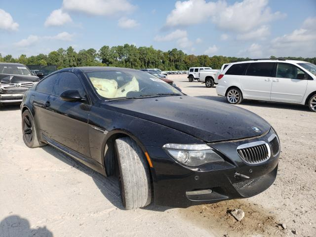 BMW M6 salvage cars for sale: 2010 BMW M6