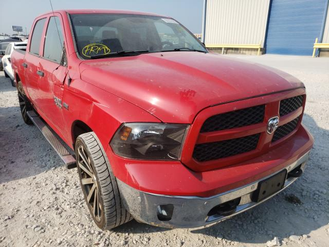 Salvage cars for sale from Copart Haslet, TX: 2014 Dodge RAM 1500 ST