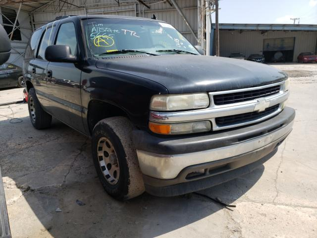 Salvage cars for sale from Copart Corpus Christi, TX: 2006 Chevrolet Tahoe C150