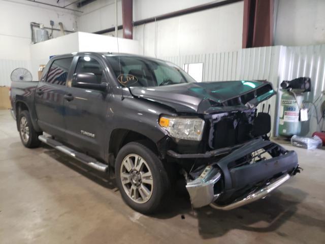 Vehiculos salvage en venta de Copart Lufkin, TX: 2014 Toyota Tundra CRE