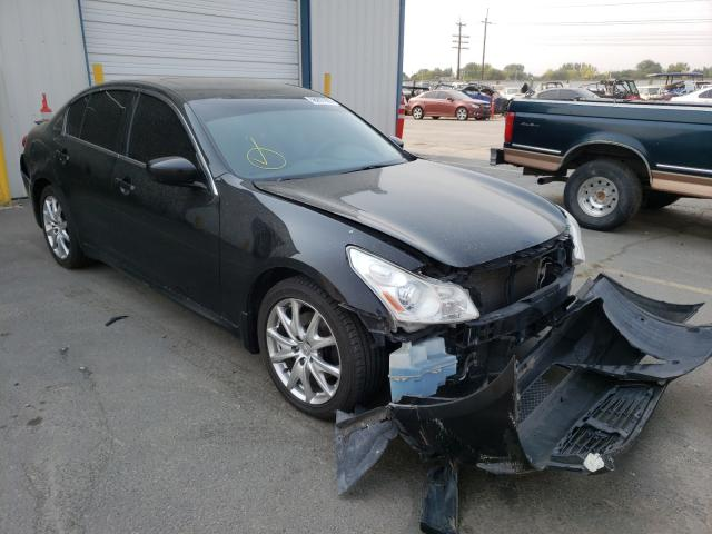 Salvage cars for sale from Copart Nampa, ID: 2009 Infiniti G37