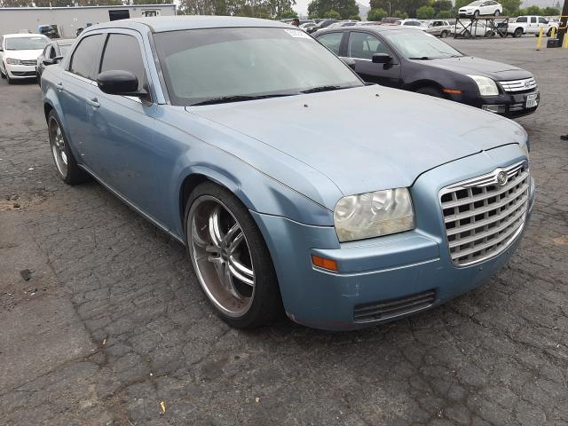 Vehiculos salvage en venta de Copart Colton, CA: 2008 Chrysler 300 LX