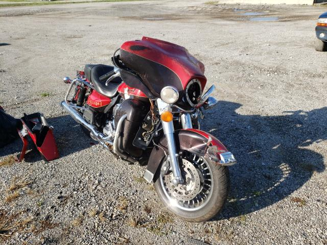Salvage cars for sale from Copart Cicero, IN: 2011 Harley-Davidson Flhtk