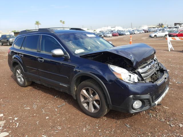 Subaru salvage cars for sale: 2014 Subaru Outback 2