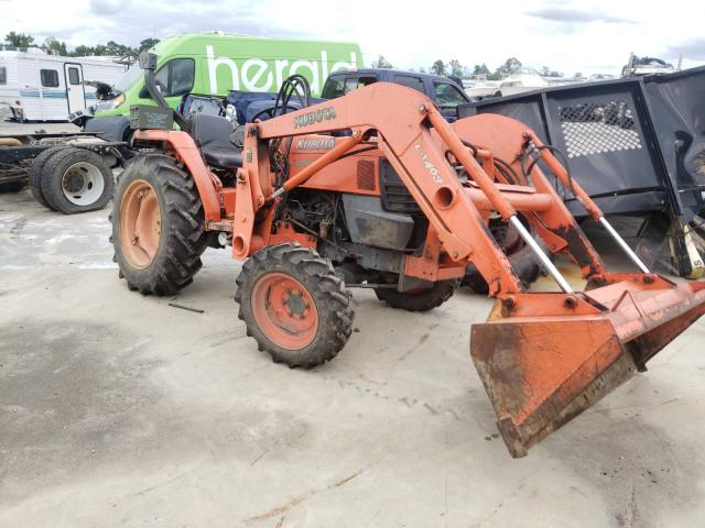 Kubota salvage cars for sale: 2008 Kubota Tractor