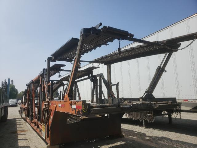 Cottrell Trailer salvage cars for sale: 1999 Cottrell Trailer