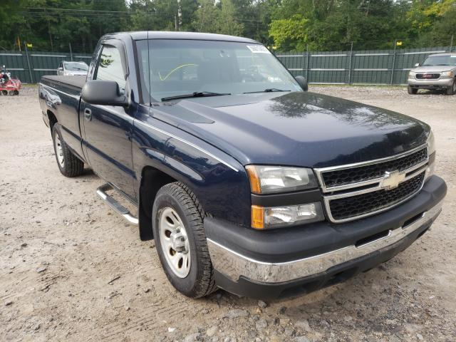 Salvage cars for sale from Copart Candia, NH: 2007 Chevrolet Silverado