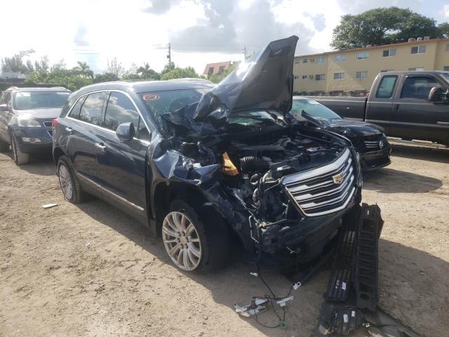 Cadillac Vehiculos salvage en venta: 2018 Cadillac XT5
