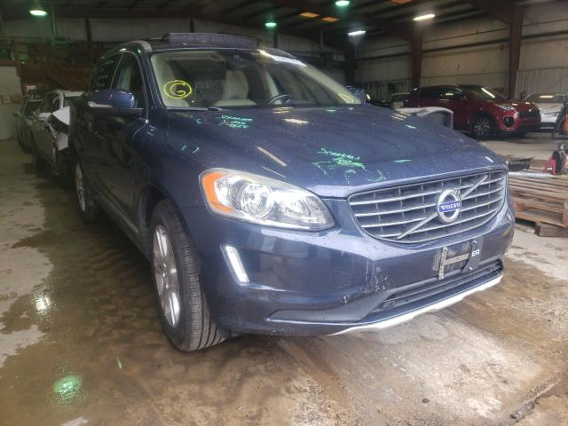 Salvage cars for sale from Copart Austell, GA: 2015 Volvo XC60 T5 PR