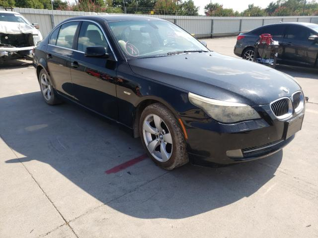 Vehiculos salvage en venta de Copart Wilmer, TX: 2008 BMW 528 I