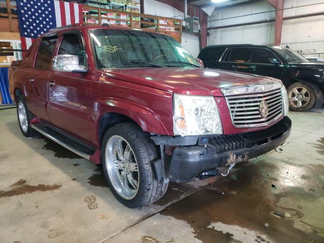 Salvage cars for sale from Copart Austell, GA: 2004 Cadillac Escalade E