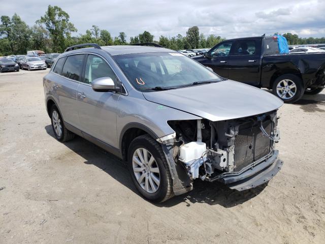 Mazda Vehiculos salvage en venta: 2010 Mazda CX-9