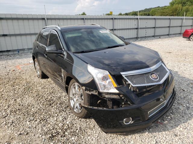 Cadillac salvage cars for sale: 2012 Cadillac SRX Premium