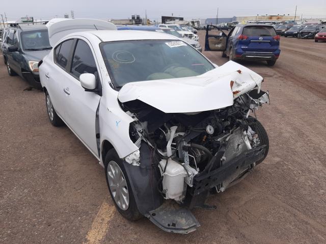 Vehiculos salvage en venta de Copart Phoenix, AZ: 2018 Nissan Versa S