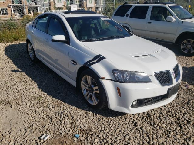 Salvage cars for sale from Copart Madison, WI: 2008 Pontiac G8