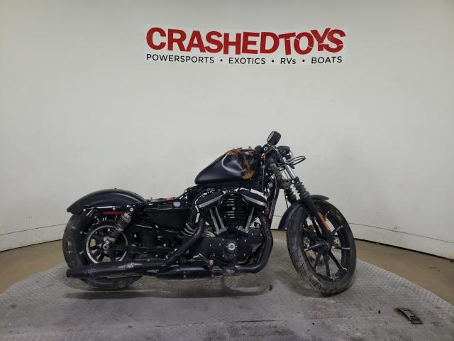 Vehiculos salvage en venta de Copart Dallas, TX: 2020 Harley-Davidson XL883 N