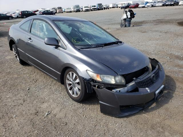 Salvage cars for sale from Copart San Diego, CA: 2009 Honda Civic EX