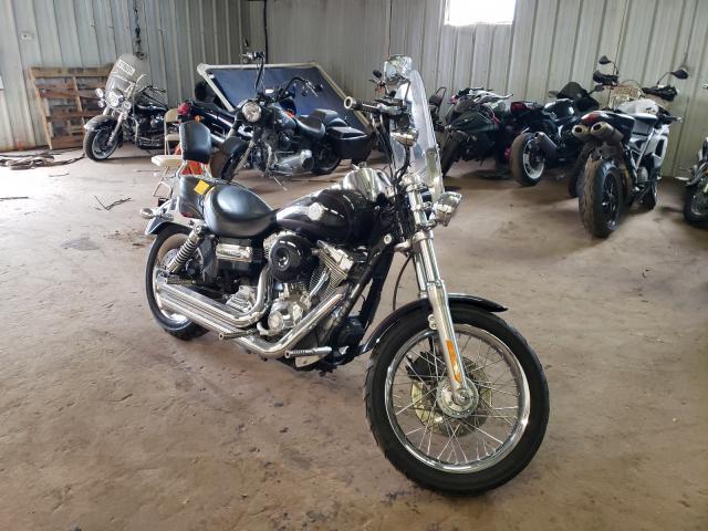 Salvage cars for sale from Copart Hillsborough, NJ: 2007 Harley-Davidson Fxdc Dayto