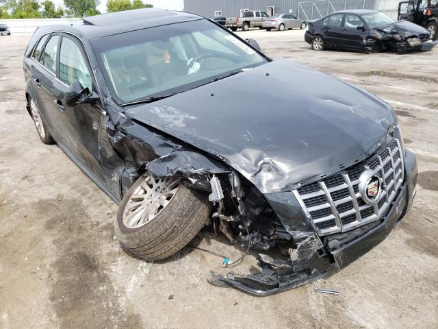 Cadillac Vehiculos salvage en venta: 2012 Cadillac CTS Premium