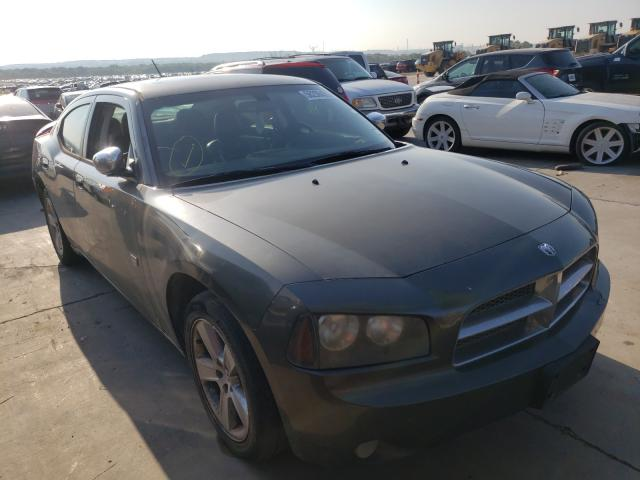 Salvage cars for sale from Copart Grand Prairie, TX: 2008 Dodge Charger SX