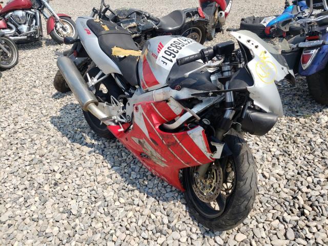 Honda CBR600 F4 salvage cars for sale: 2000 Honda CBR600 F4