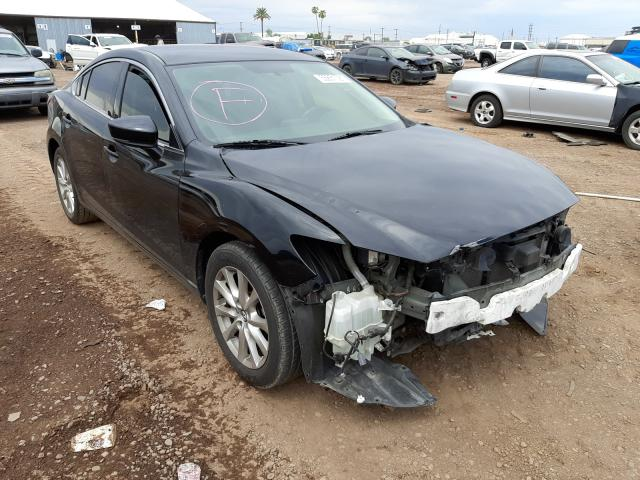 Salvage cars for sale from Copart Phoenix, AZ: 2017 Mazda 6 Sport