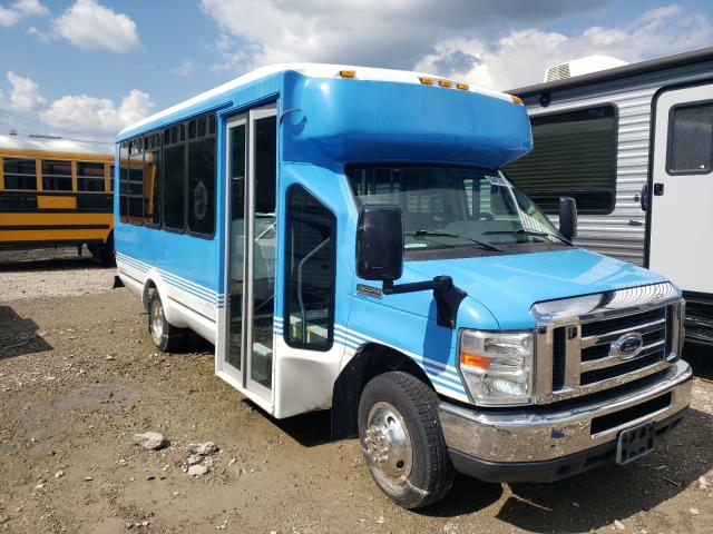 Salvage cars for sale from Copart Bridgeton, MO: 2012 Ford Econoline