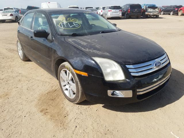 Salvage cars for sale from Copart Amarillo, TX: 2008 Ford Fusion SEL