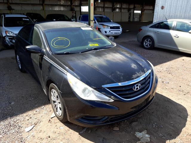 Salvage cars for sale from Copart Phoenix, AZ: 2013 Hyundai Sonata GLS