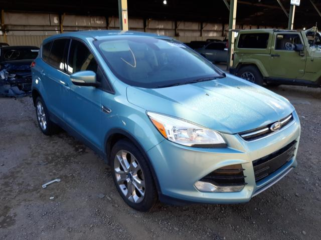 Salvage cars for sale from Copart Phoenix, AZ: 2013 Ford Escape SEL