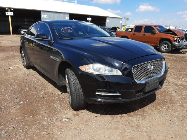 Salvage cars for sale from Copart Phoenix, AZ: 2011 Jaguar XJ