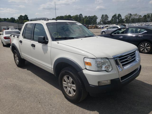 Salvage cars for sale from Copart Dunn, NC: 2010 Ford Explorer S