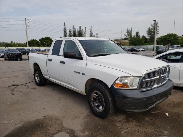 Vehiculos salvage en venta de Copart Miami, FL: 2010 Dodge RAM 1500