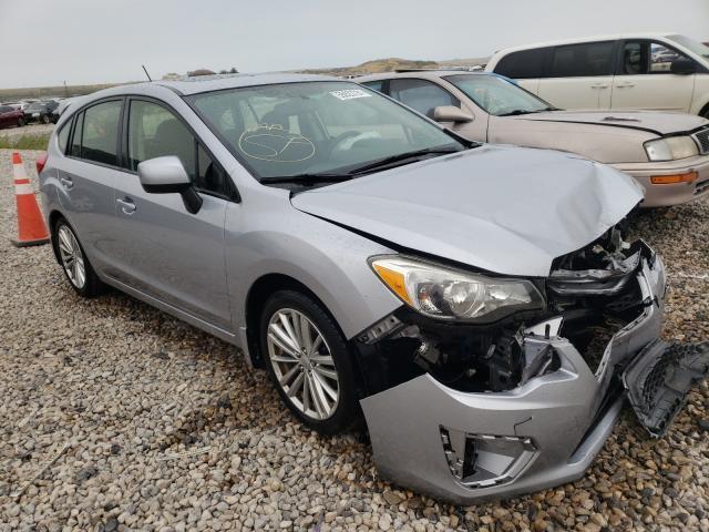 Salvage cars for sale at Magna, UT auction: 2012 Subaru Impreza PR