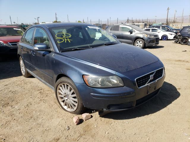 Salvage cars for sale from Copart San Martin, CA: 2007 Volvo S40 2.4I