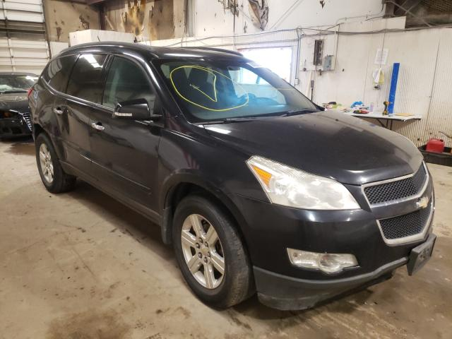 Salvage cars for sale from Copart Casper, WY: 2011 Chevrolet Traverse L