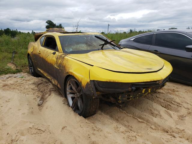 Vehiculos salvage en venta de Copart Gaston, SC: 2018 Chevrolet Camaro LT
