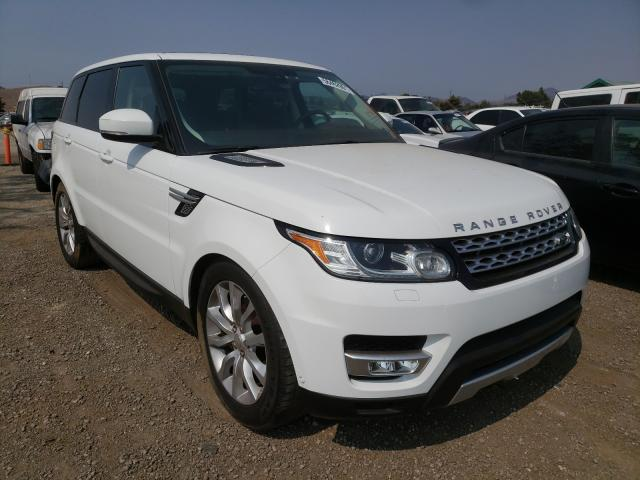 Salvage cars for sale from Copart San Martin, CA: 2015 Land Rover Range Rover