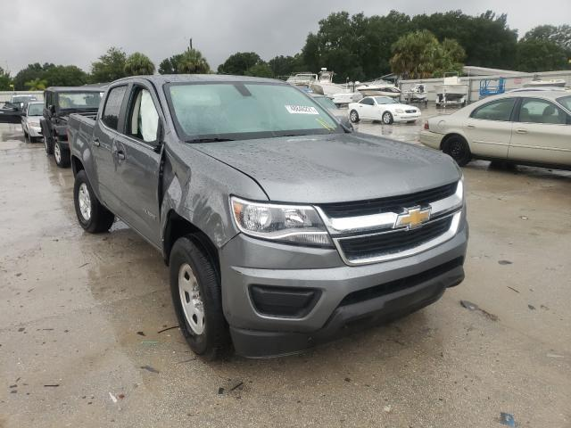 Salvage cars for sale from Copart Punta Gorda, FL: 2020 Chevrolet Colorado