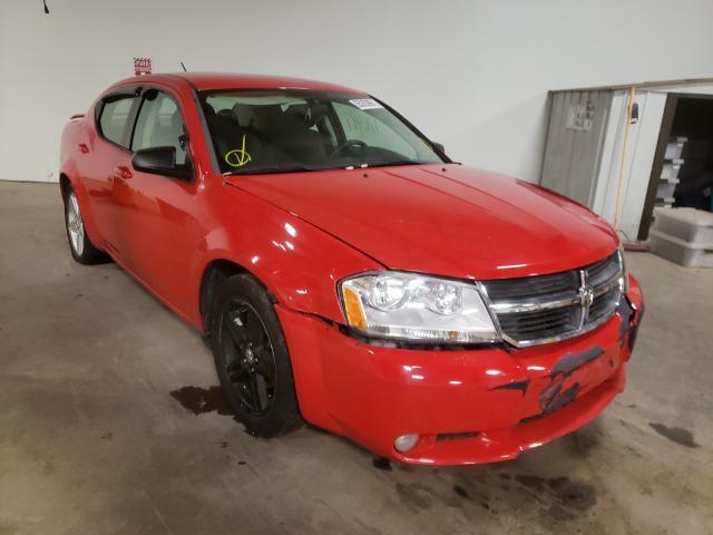 Vehiculos salvage en venta de Copart Chalfont, PA: 2008 Dodge Avenger SX