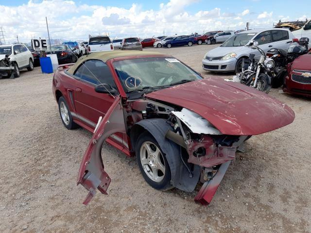2004 Ford Mustang en venta en Tucson, AZ