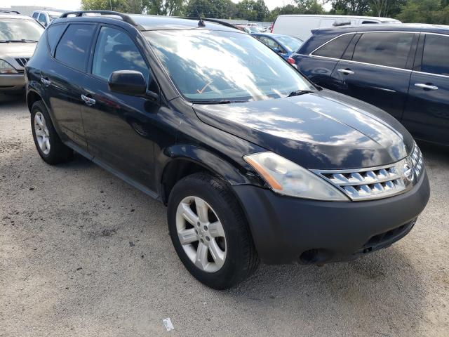 Salvage cars for sale from Copart Milwaukee, WI: 2007 Nissan Murano SL