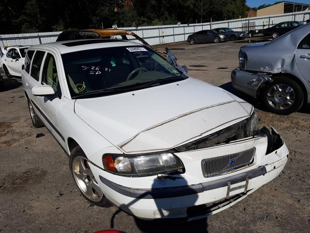 Salvage cars for sale from Copart Glassboro, NJ: 2004 Volvo V70