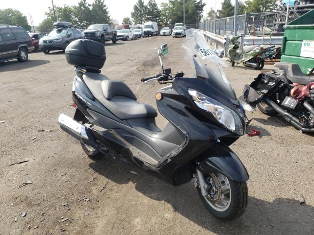 Salvage cars for sale from Copart Denver, CO: 2008 Suzuki AN400