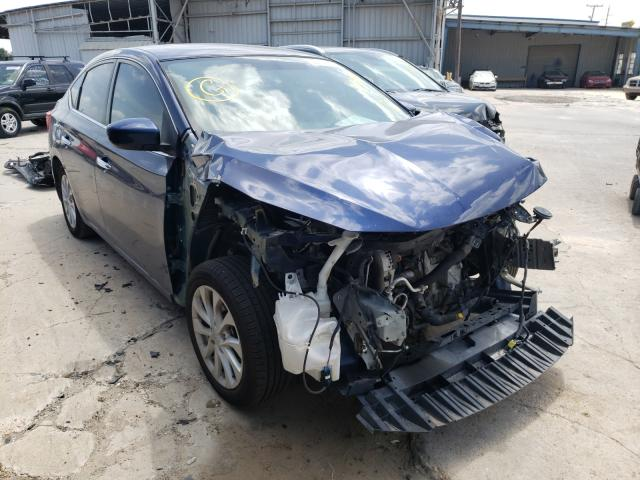 Nissan Sentra salvage cars for sale: 2018 Nissan Sentra