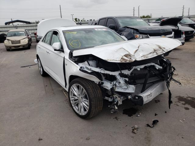 Cadillac Vehiculos salvage en venta: 2021 Cadillac CT4 Premium