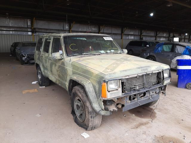 Salvage cars for sale from Copart Phoenix, AZ: 1995 Jeep Cherokee S